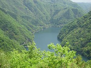 新成羽川ダム